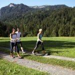 Nordic Walking im Bregenzerwald