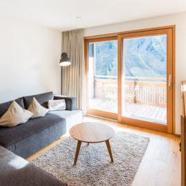 4-Zimmerappartement mit exklusiver Sauna