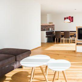 3-Zimmerappartement mit eigener Sauna