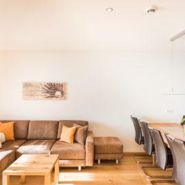 Appartement mit Zirbenholz und 3 Schlafzimmer