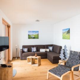 3-Zimmerappartement - mit Infrarotsauna