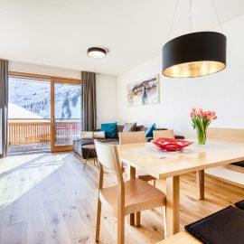 3 Zimmerappartement in Oberdamüls