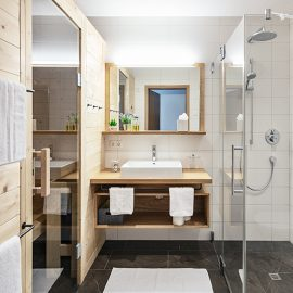 4 Zimmerappartement mit Sauna